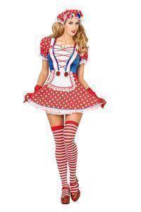 aef97539f64d5c Carnavalskleding dames online