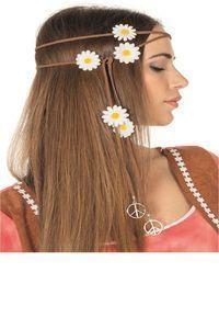 127f8969a13568 Flower power kleding en feestartikelen - Back to the sixties met het ...