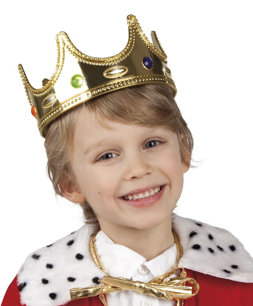 Kroon goud kind