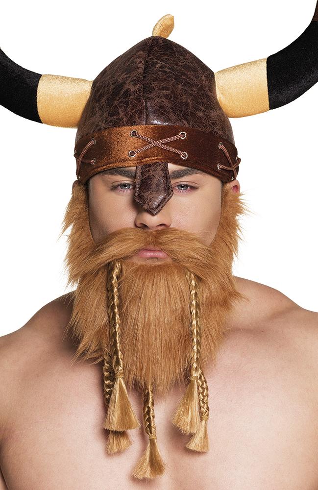 Baard Viking bruin
