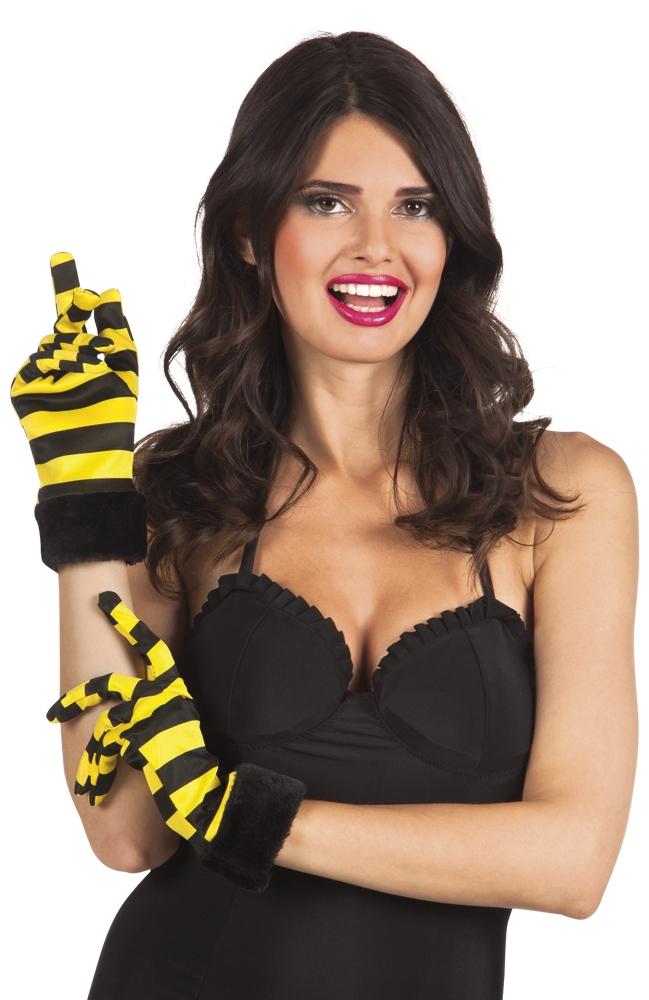 Handschoenen pols honingbij