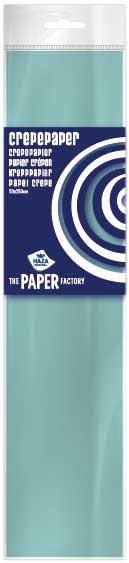 Crêpepapier Lichtblauw 2,5m
