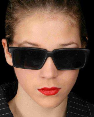 Achteruit kijkbril spyglasses