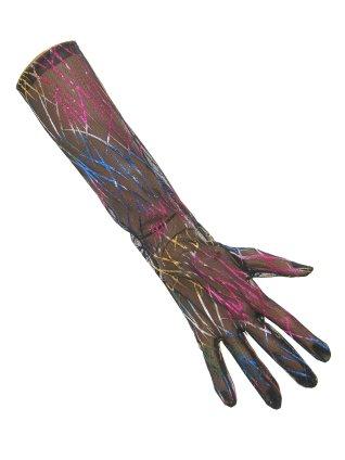Handschoen lang serpentine