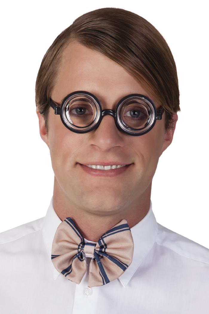 Bril jampot glazen