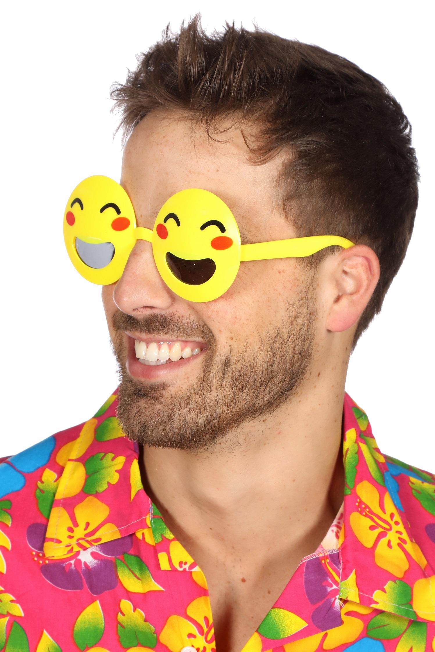Bril Emoji Smiley