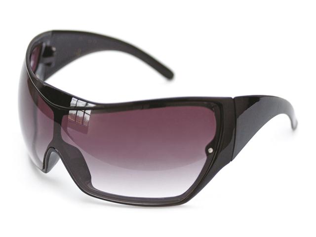 Bril toppers zwart montuur