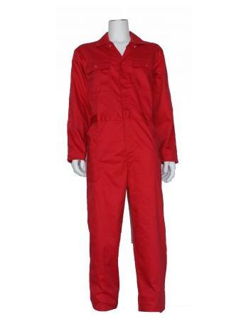 Overall rood voor kind