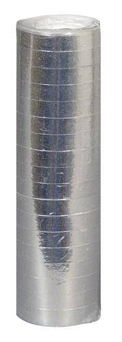 Serpentines metallic zilver