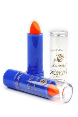 Lippen stift oranje per stuk
