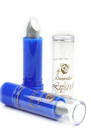 Lippen stift zilver per stuk
