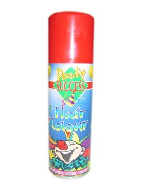 Haar spray rood 125ml
