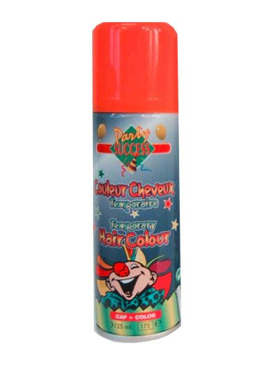 Haar spray oranje 125ml