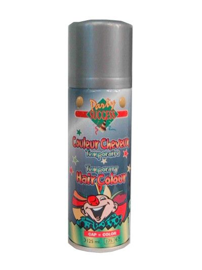 Haar spray zilver 125ml