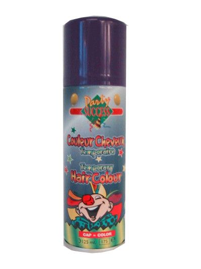 Haar spray paars 125ml