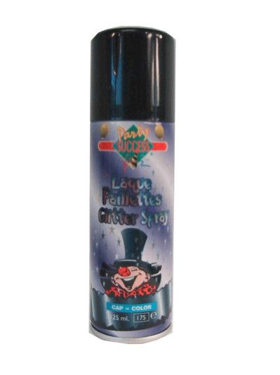 Haar spray glitter multi 125ml