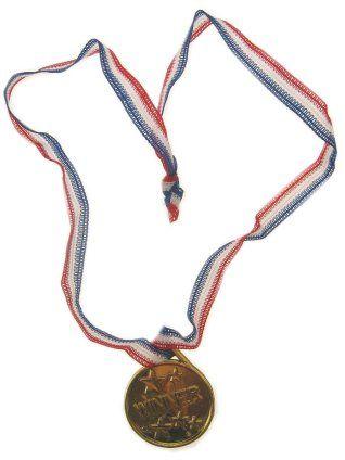 Medailles winner per 6 stuks