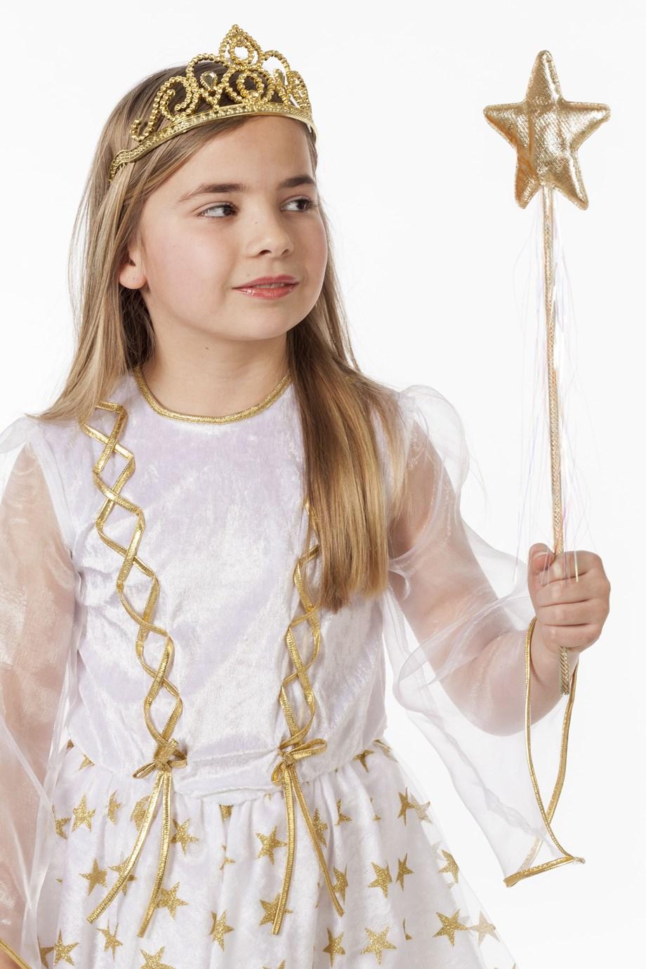 Staf prinses goud