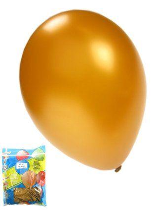 Ballonnen metallic goud 50 stuks 36cm