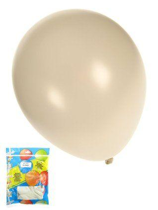 Ballonnen metallic pearl 50 stuks 36cm