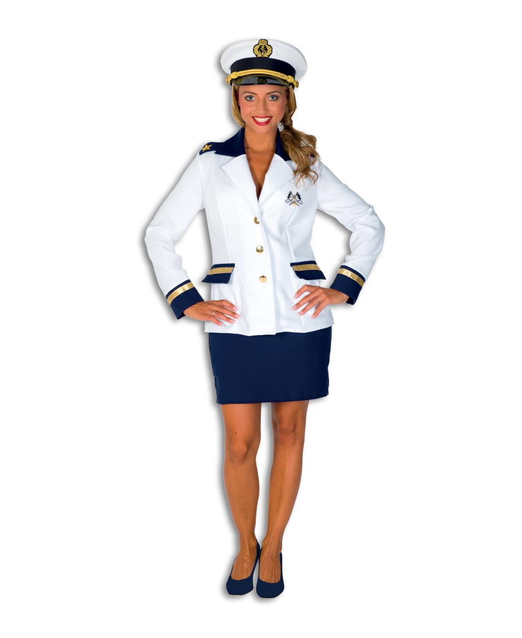 Marine set voor dame de luxe