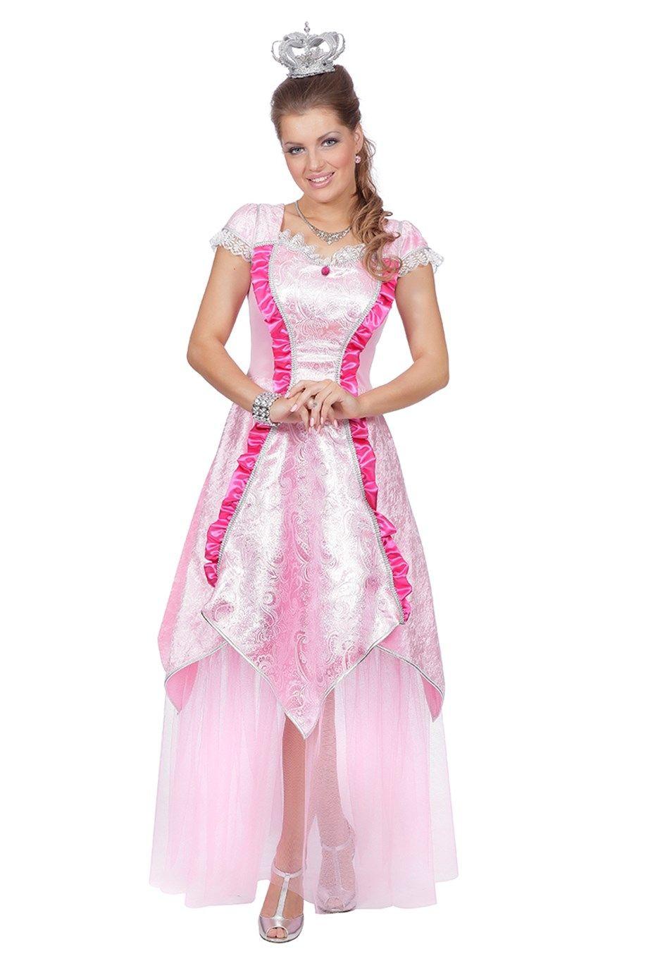 Prinses jurk voor dame
