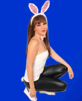 Bunny setje pailletten 3 delig