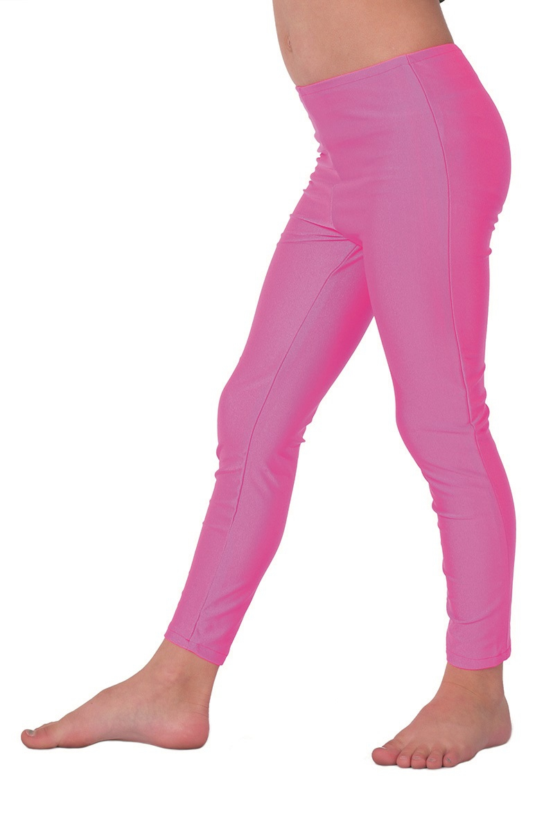 Legging voor kind neon pink