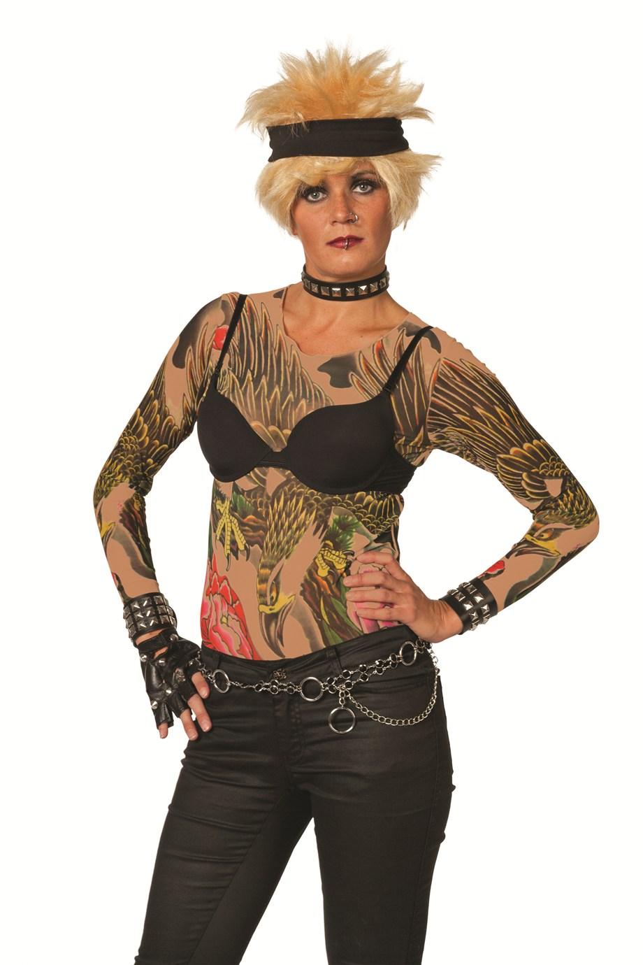Tattoo shirt adelaar