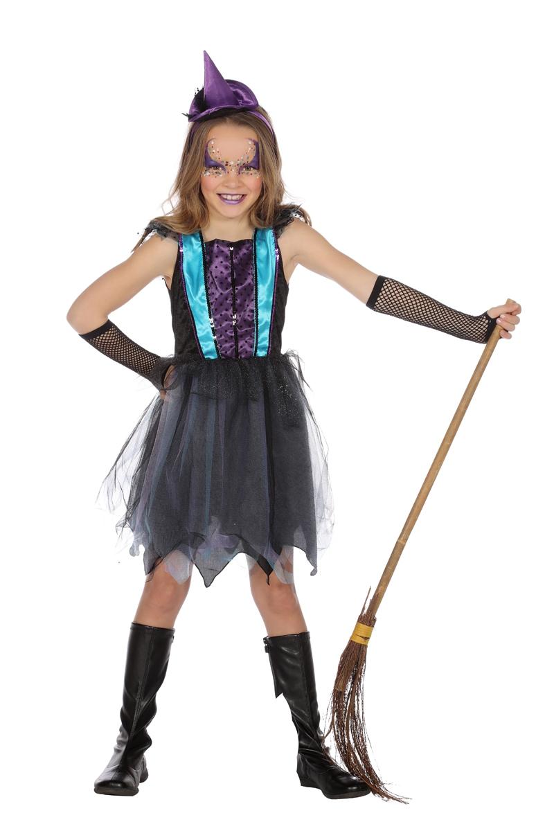Heksenjurk Dottie voor meisje