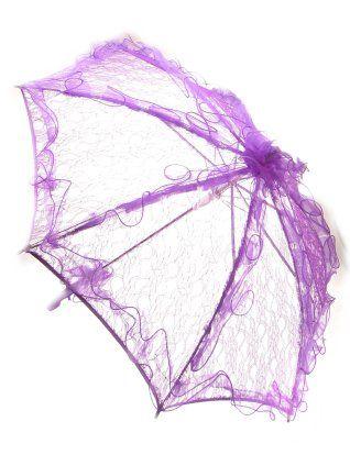 Bydemeyer paraplu groot paars 97cm
