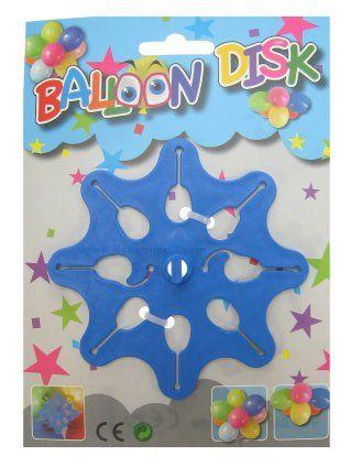 Ballon disk voor 10 ballonnen