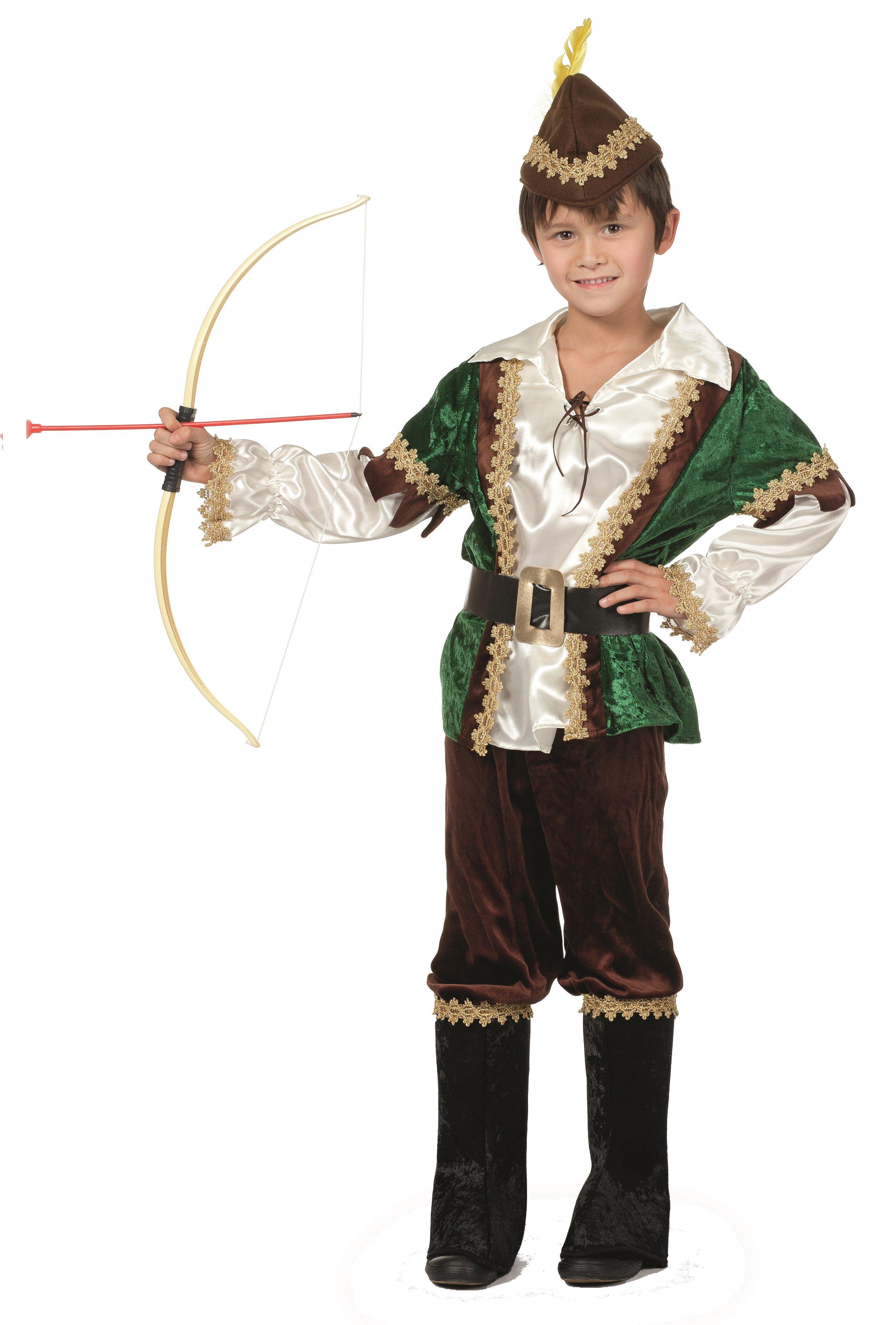 Robin Hood kostuum voor kind de luxe
