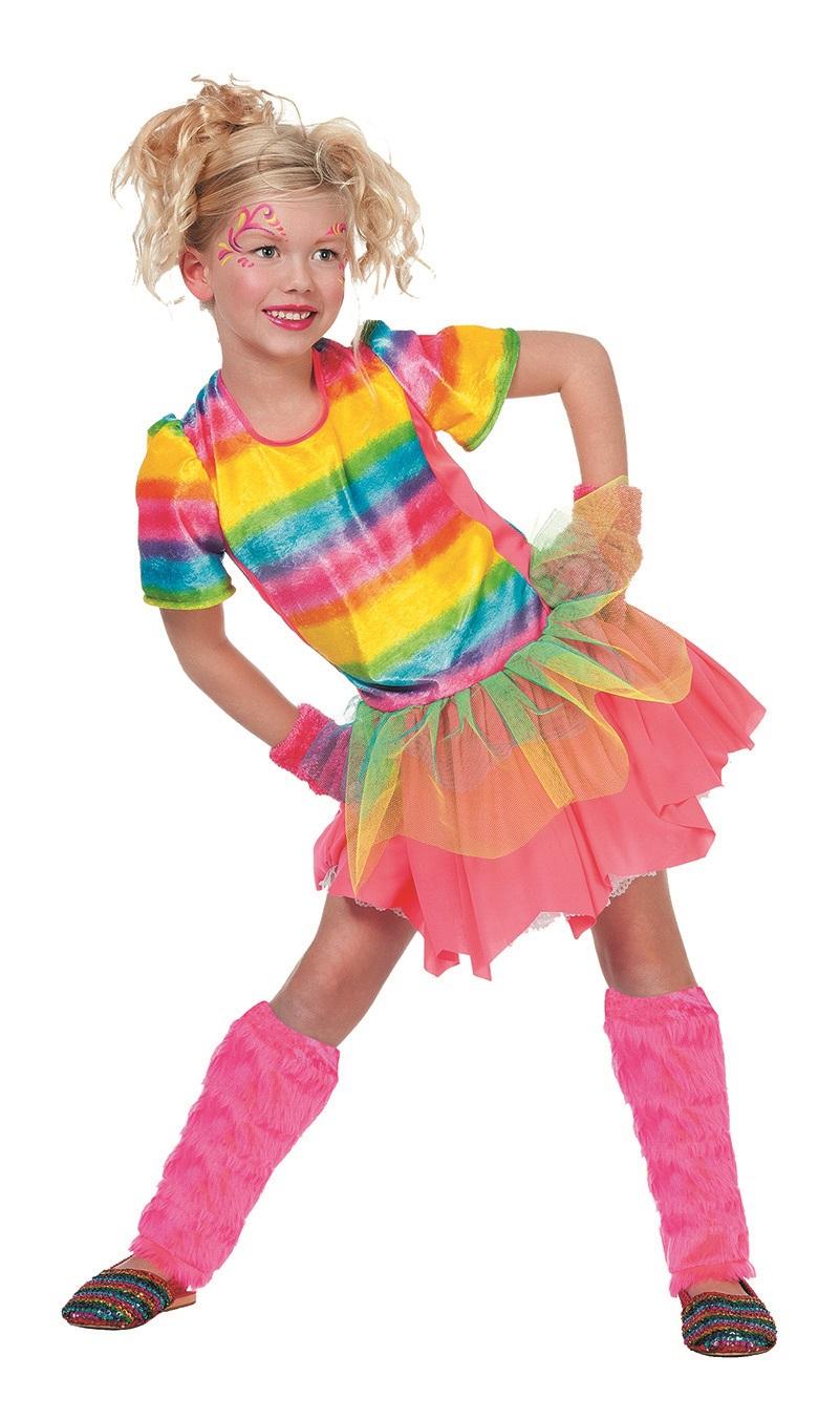 Jurkje Rainbow girl voor kind