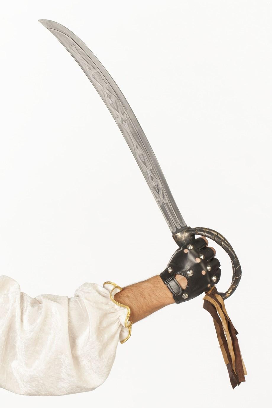 Piratenzwaard caribbean pirate (70 cm)