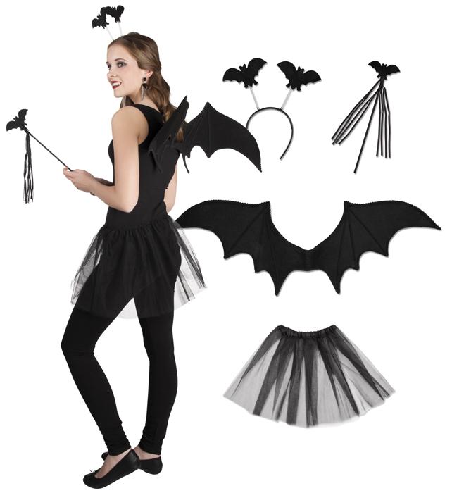 Vleermuis set voor kind