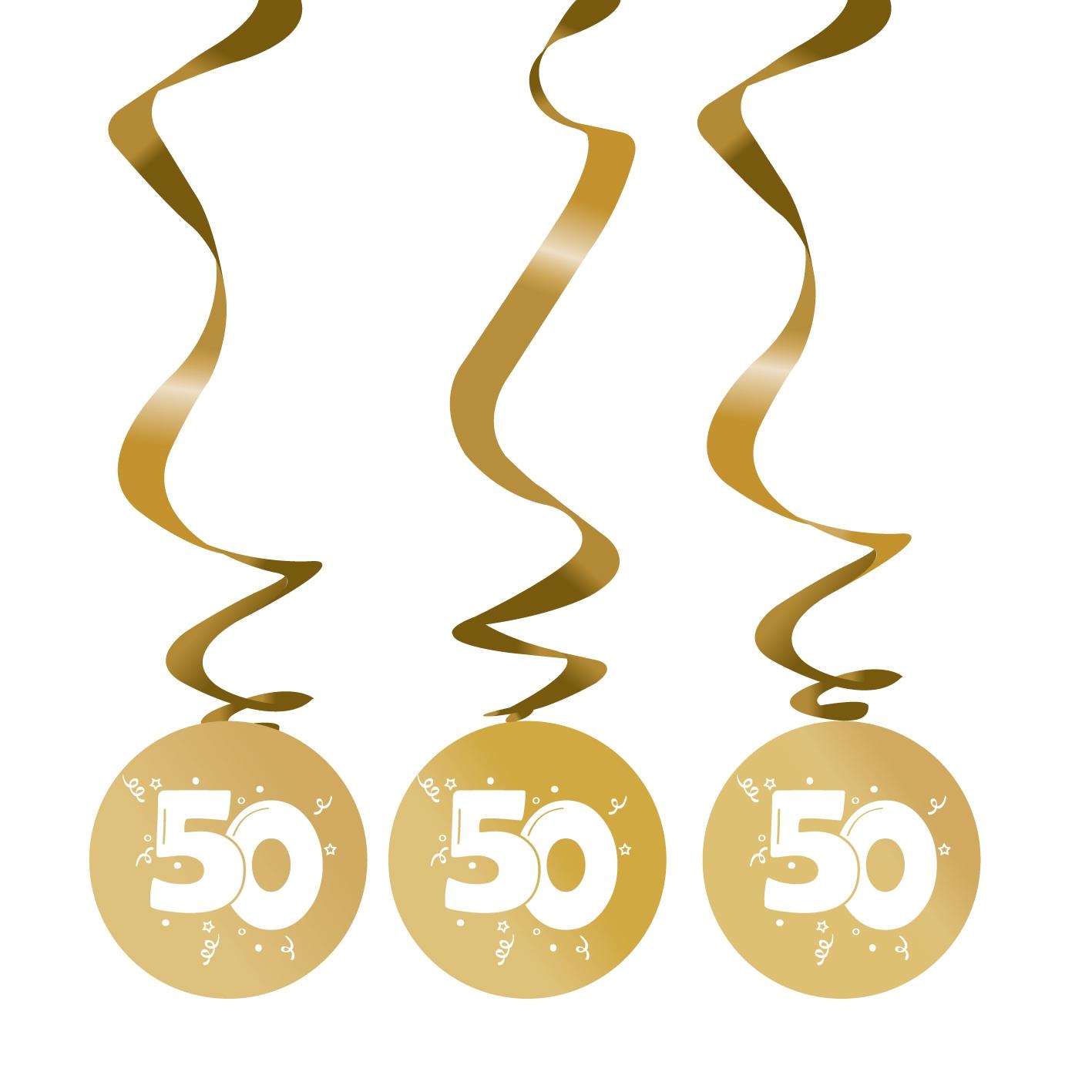 3 rotor spiralen goud 50 jaar.
