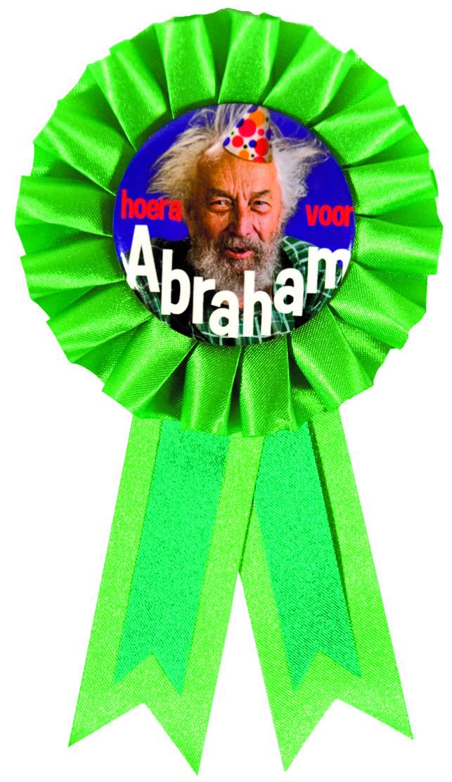 Rozet Hoera voor Abraham.