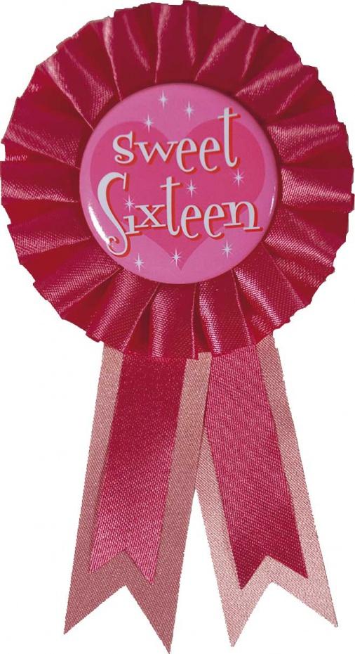 Rozet Sweet Sixteen.