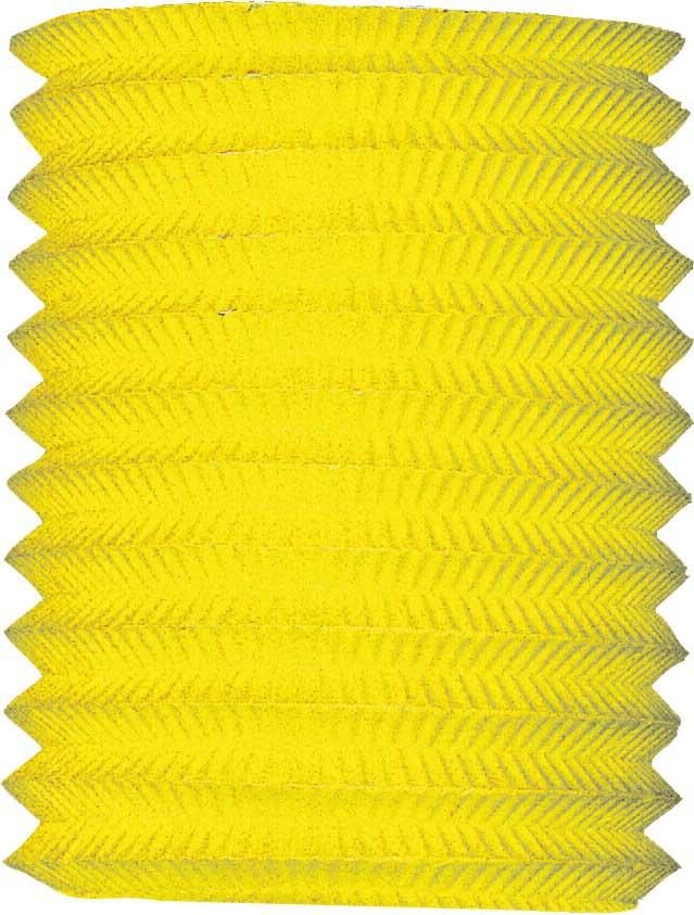 Treklampion geel.