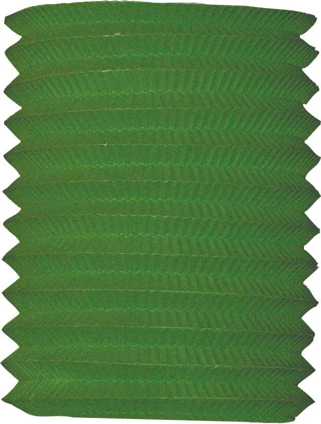 Treklampion groen.