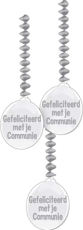 Rotorguirlande Communie 3 stuks.