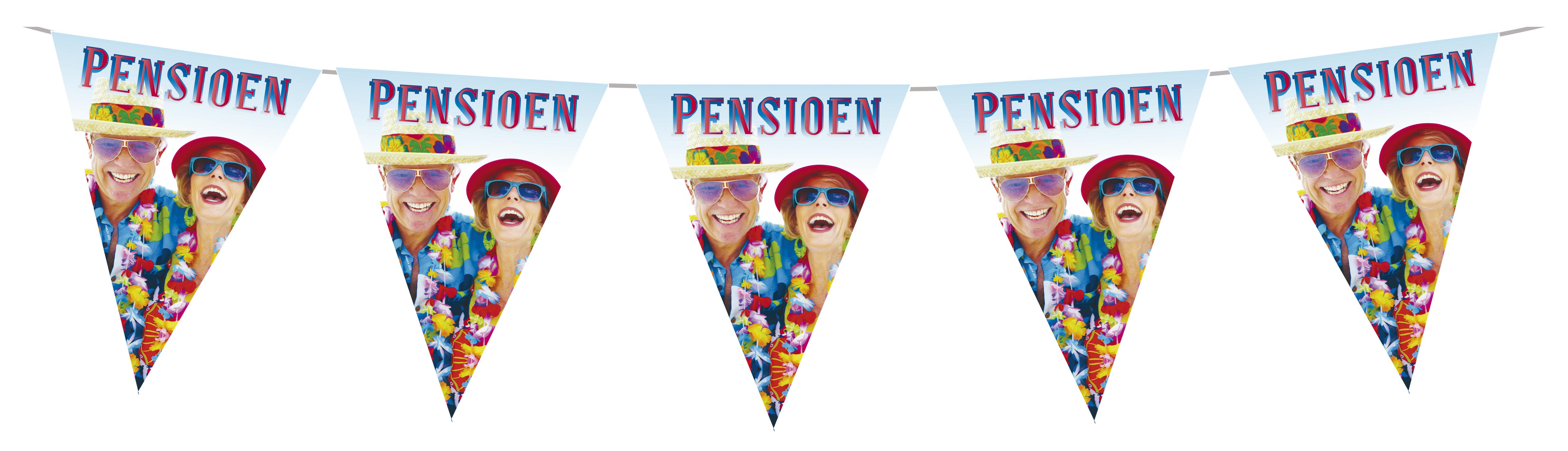 Vlaggenlijn Pensioen 6m.
