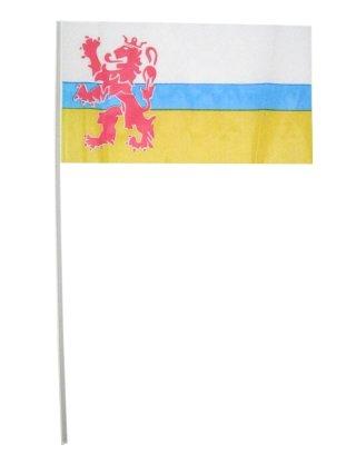 Vlaggetjes op stok pe limburg