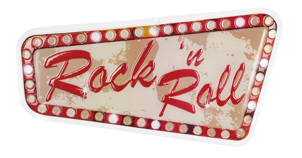 Wanddecoratie Rock'n Roll