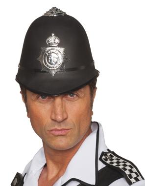 London police helm