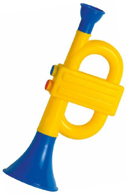 Trompet baby plastic