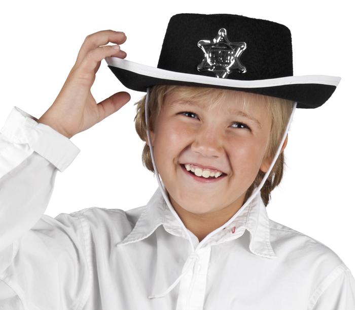 Hoed vilt sheriff kid