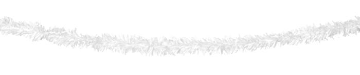 PVC slinger wit(10 m) brandvertragend