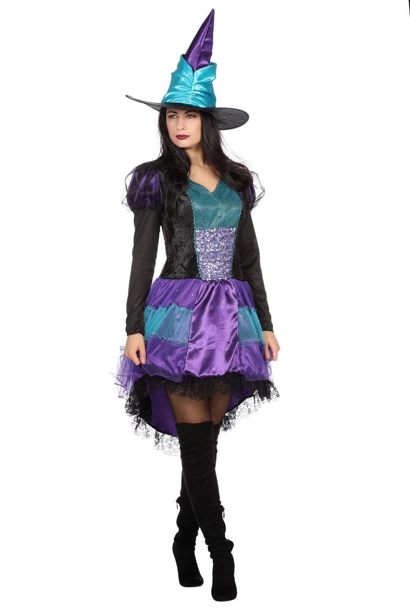 Heksenjurk Sparkle voor volwassenen